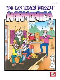 You Can Teach Yourself Harmonica Books and CDs | Harmonica