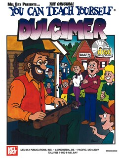 You Can Teach Yourself Dulcimer Books and CDs | Dulcimer