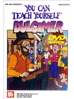 You Can Teach Yourself Dulcimer Books and DVDs / Videos | Dulcimer