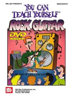 You Can Teach Yourself Rock Guitar DVDs / Videos | Guitar