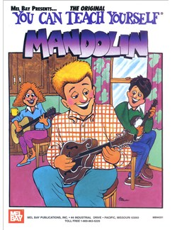 You Can Teach Yourself Mandolin Books | Mandolin