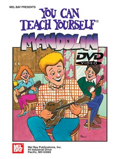 Dix Bruce: You Can Teach Yourself Mandolin (DVD) DVDs / Videos | Mandolin