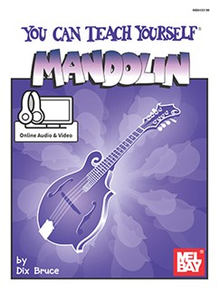 Dix Bruce: You Can Teach Yourself Mandolin (Book/Online Audio) Books | Mandolin