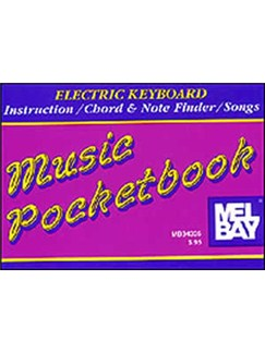Music Pocketbook: Electric Keyboard Books | Keyboard
