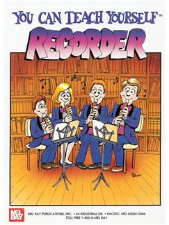 You Can Teach Yourself Recorder Books | Recorder