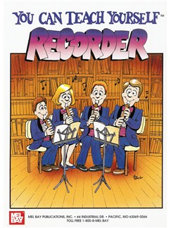 You Can Teach Yourself Recorder Books and DVDs / Videos | Recorder