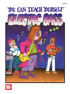 You Can Teach Yourself Electric Bass Books | Bass Guitar, Bass Guitar Tab