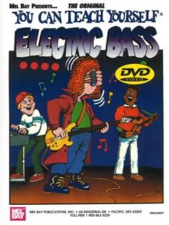 You Can Teach Yourself Electirc Bass Books and DVDs / Videos | Bass Guitar, Bass Guitar Tab