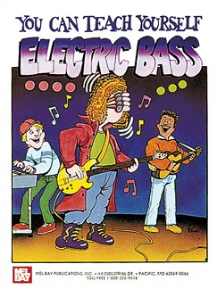 You Can Teach Yourself Electric Bass DVDs / Videos | Bass Guitar