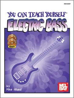 You Can Teach Yourself Electric Bass Books, CDs and DVDs / Videos | Bass Guitar, Bass Guitar Tab