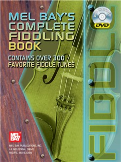 Complete Fiddling Book Books and DVDs / Videos | Violin