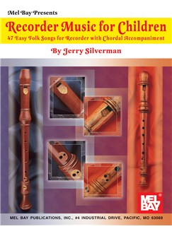 Recorder Music for Children Books | Soprano (Descant) Recorder, Alto (Treble) Recorder