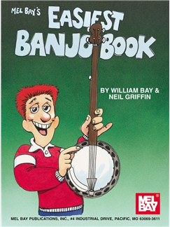 Easiest Banjo Book Books | Banjo, Banjo Tab