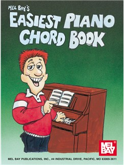 Easiest Piano Chord Book Books | Piano