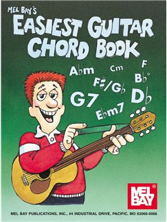 Easiest Guitar Chord Book Books | Guitar