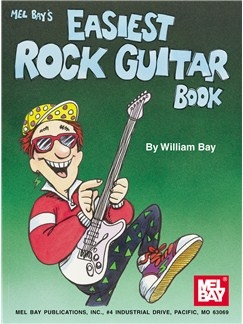Easiest Rock Guitar Book Books | Guitar, Guitar Tab
