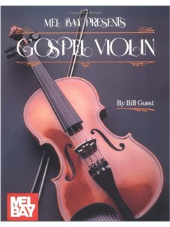 Gospel Violin Books and CDs | Violin