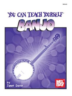 Janet Davis: You Can Teach Yourself Banjo Books | Banjo