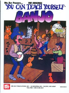 Janet Davis: You Can Teach Yourself Banjo Books and CDs | Banjo, Banjo Tab