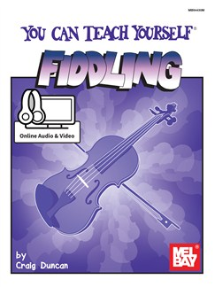 You Can Teach Yourself Fiddling (Book/Online Audio) Books and Digital Audio | Violin