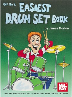 Easiest Drum Set Book Books | Drums