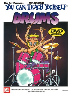 You Can Teach Yourself Drums Books and DVDs / Videos | Drums