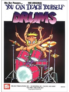 You Can Teach Yourself Drums Books, CDs and DVDs / Videos | Drums
