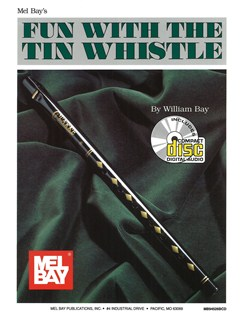 Fun with the Tinwhistle Books and CDs | Tin Whistle