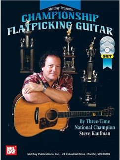 Championship Flatpicking Guitar Books, CDs and DVDs / Videos | Guitar, Guitar Tab