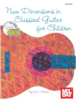 New Dimensions In Classical Guitar For Children Books and CDs | Guitar, Classical Guitar