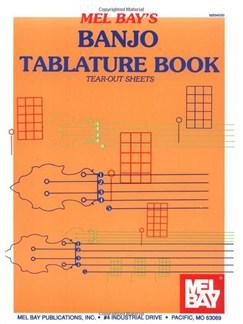 Banjo Tablature Book Books | Banjo, Banjo Tab