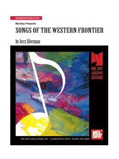 Songs of the Western Frontier Books | Piano, Voice