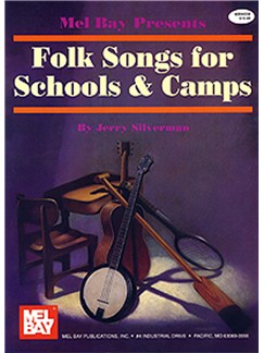 Folk Songs for Schools and Camps Books | Voice