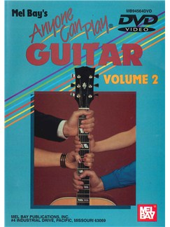 Anyone Can Play Guitar: Volume 2 DVDs / Videos | Guitar