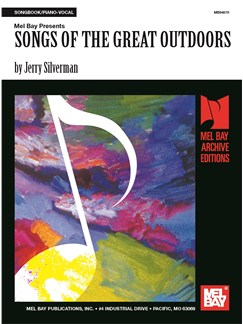 Songs Of The Great Outdoors Books | Piano & Vocal