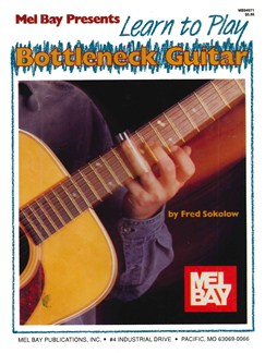 Learn To Play Bottleneck Guitar Books and CDs | Guitar, Guitar Tab