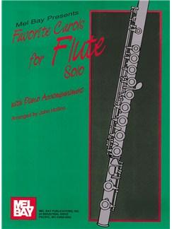 Favorite Carols for Flute Solo Books | Flute