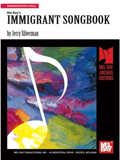 Immigrant Songbook Books | Piano, Voice