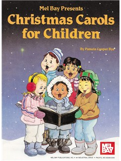 Christmas Carols for Children Books | Piano, Voice