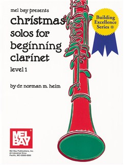 Christmas Solos for Beginning Clarinet Level 1 Books | Clarinet