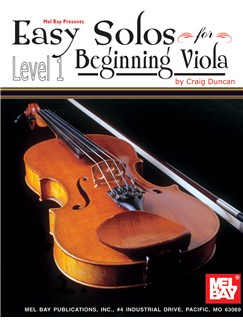 Easy Solos for Beginning Viola Books | Viola