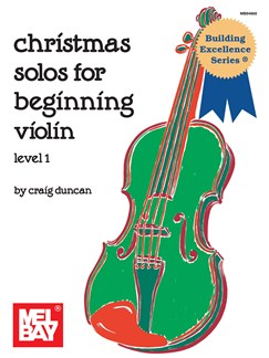 Christmas Solos for Beginning Violin Books | Violin, Piano Accompaniment