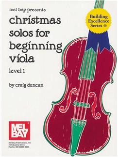 Christmas Solos for Beginning Viola Books | Viola, Piano Accompaniment