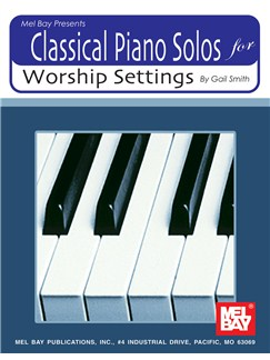 Classical Piano Solos for Worship Settings Books | Piano