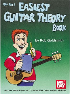Easiest Guitar Theory Book Books | Guitar