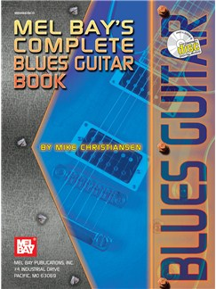 Complete Blues Guitar Books and CDs | Guitar, Guitar Tab