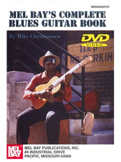 Complete Blues Guitar Book DVDs / Videos | Guitar