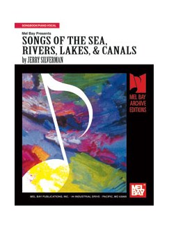 Songs of the Sea, Rivers, Lakes & Canals Books | Piano, Voice