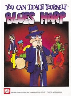 You Can Teach Yourself Blues Harp Books   Harmonica