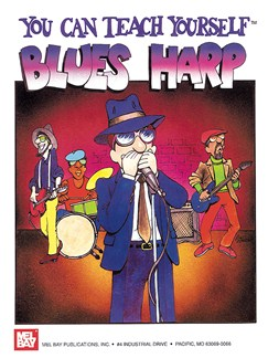 You Can Teach Yourself Blues Harp DVDs / Videos | Harmonica